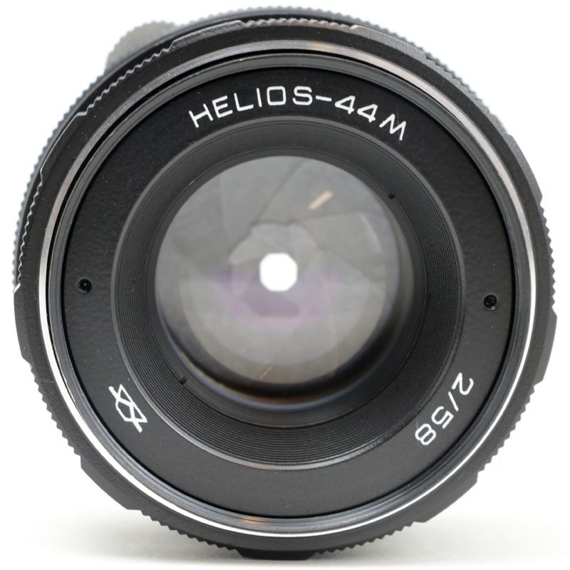 zenit ゼニット helios 44m 58mm f2 オールドレンズ m42マウント