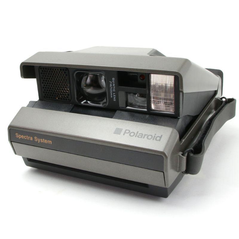 spectraポラロイドカメラ ワイヤレスリモートシャッターボタン レア