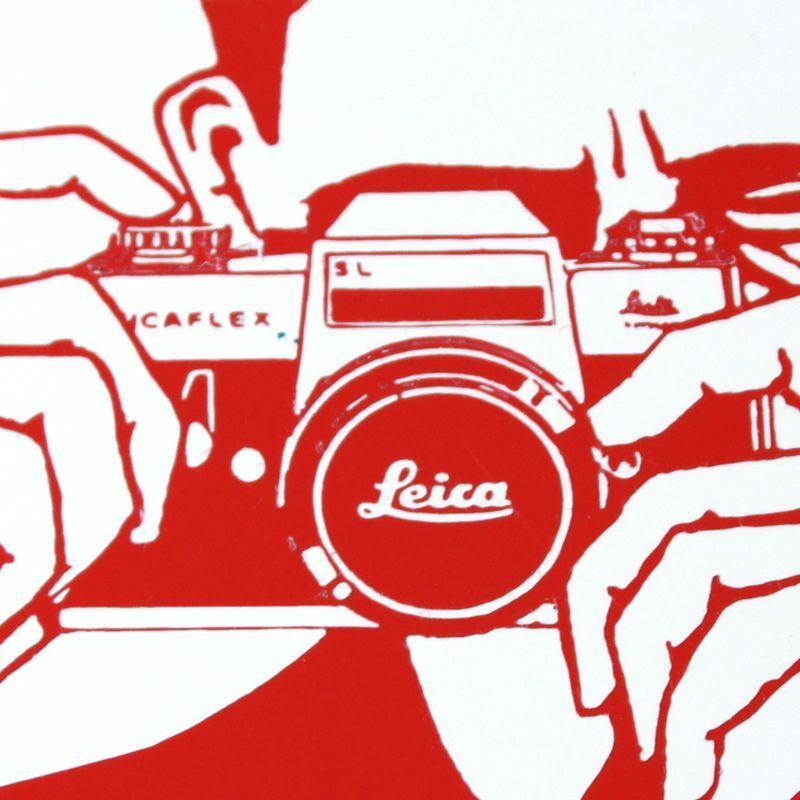 the leica historical society of america イベント看板 レア
