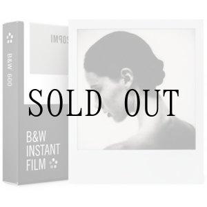 画像: B&W FILM FOR 600 ※NEW
