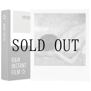 画像: B&W FILM FOR SX-70 ※NEW