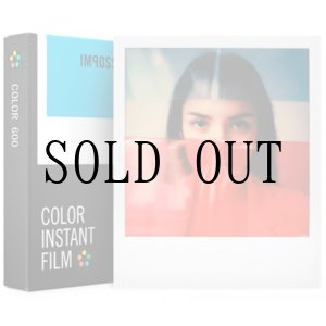 画像: COLOR FILM FOR 600 ※NEW