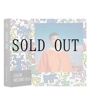 画像: COLOR FILM FOR 600 Keith Haring Edition ※NEW