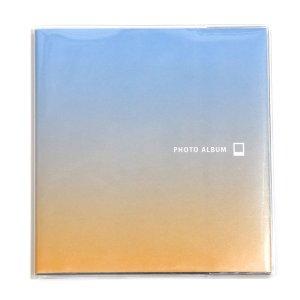 画像: チェキSQ10アルバム [ブルー&オレンジ]※チェキフィルム160枚収納可能