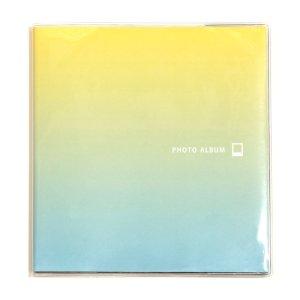 画像: チェキSQ10アルバム [イエロー&ブルー]※チェキフィルム160枚収納可能