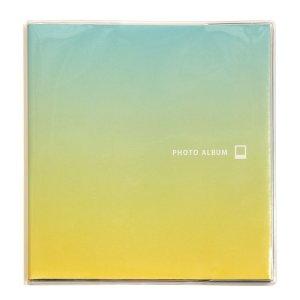 画像: チェキSQ10アルバム [ブルー&イエロー]※チェキフィルム160枚収納可能