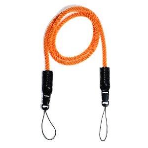 画像: クライミングロープ ストラップ【オレンジ】