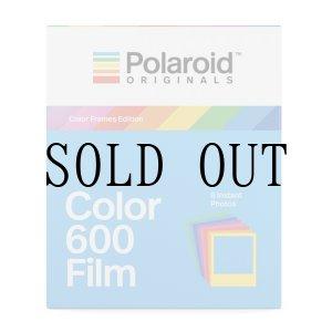 画像: Polaroid Originals / Color 600 Film Color Frames ※NEW