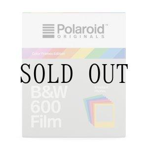 画像: Polaroid Originals / B&W 600 Film Color Frames ※NEW