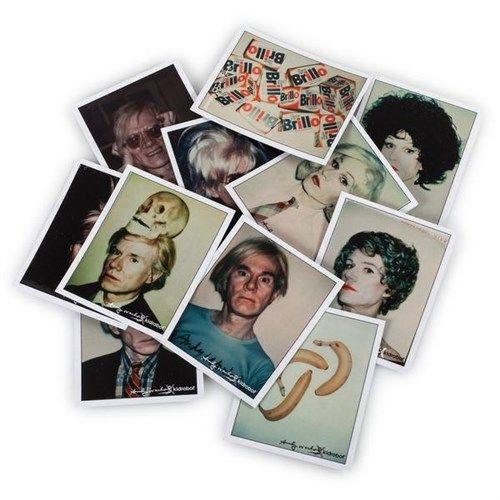 画像3: KIDROBOT/Andy Warhol(アンディ・ウォーホル) ポラロイドシリーズ