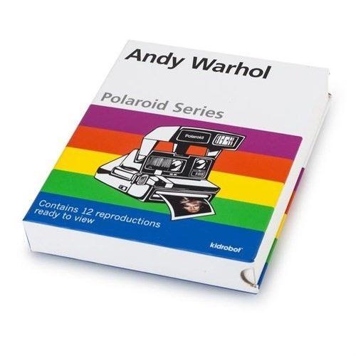 画像1: KIDROBOT/Andy Warhol(アンディ・ウォーホル) ポラロイドシリーズ